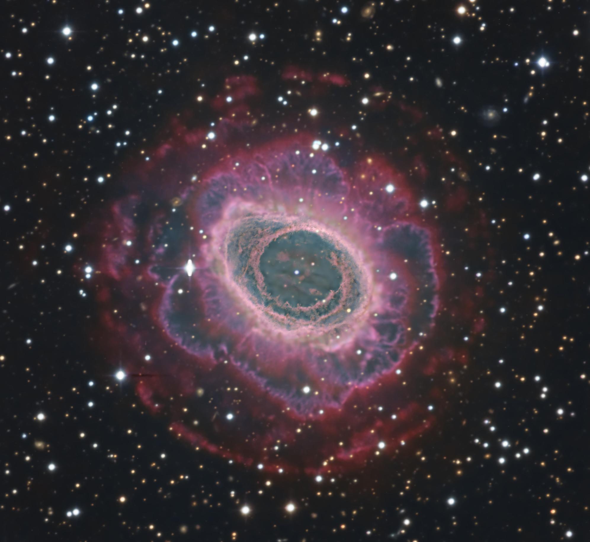 ring nebula coordinates - HD1992×1830